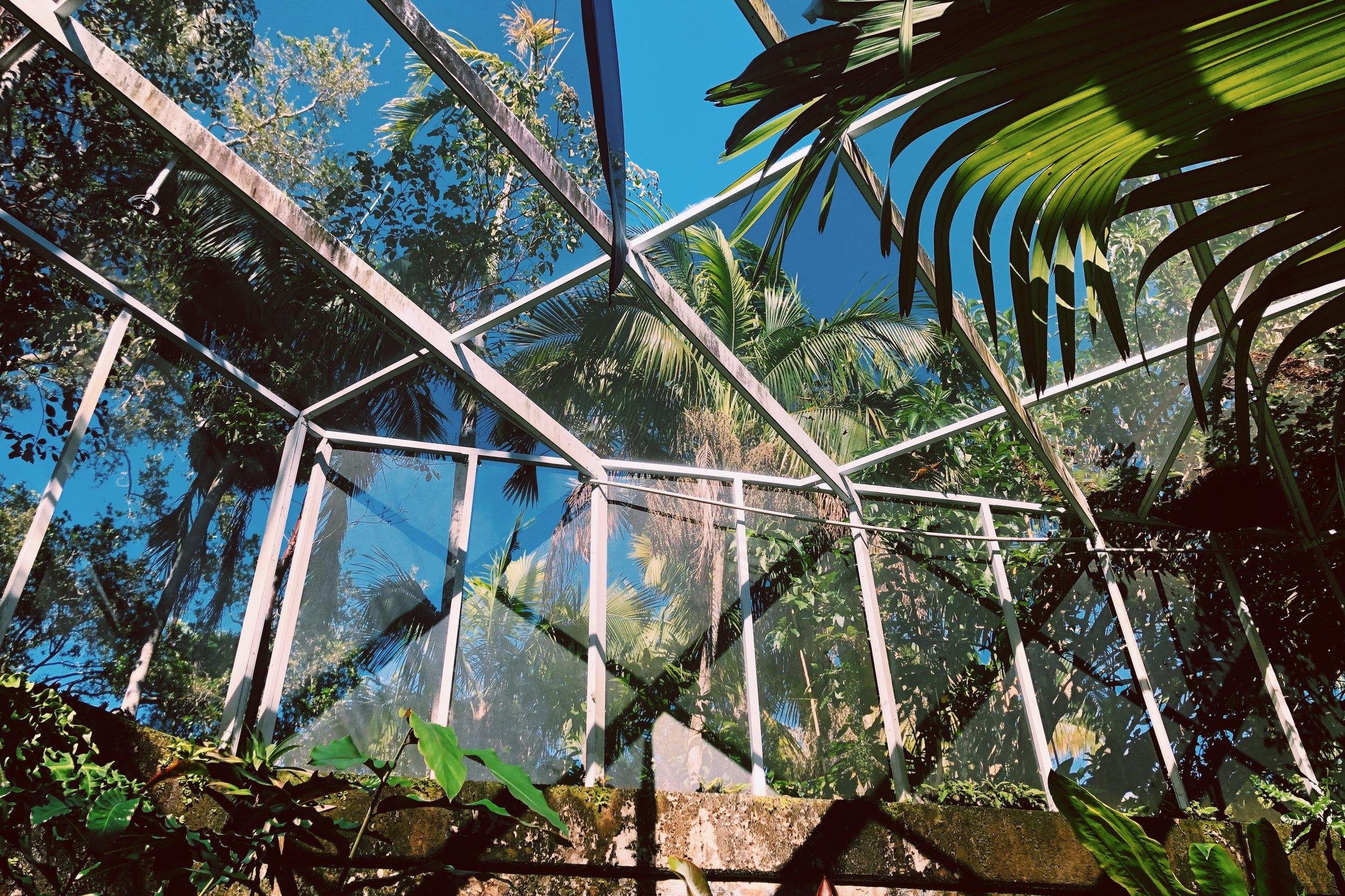 Fairchild Tropical Botanic Garden.