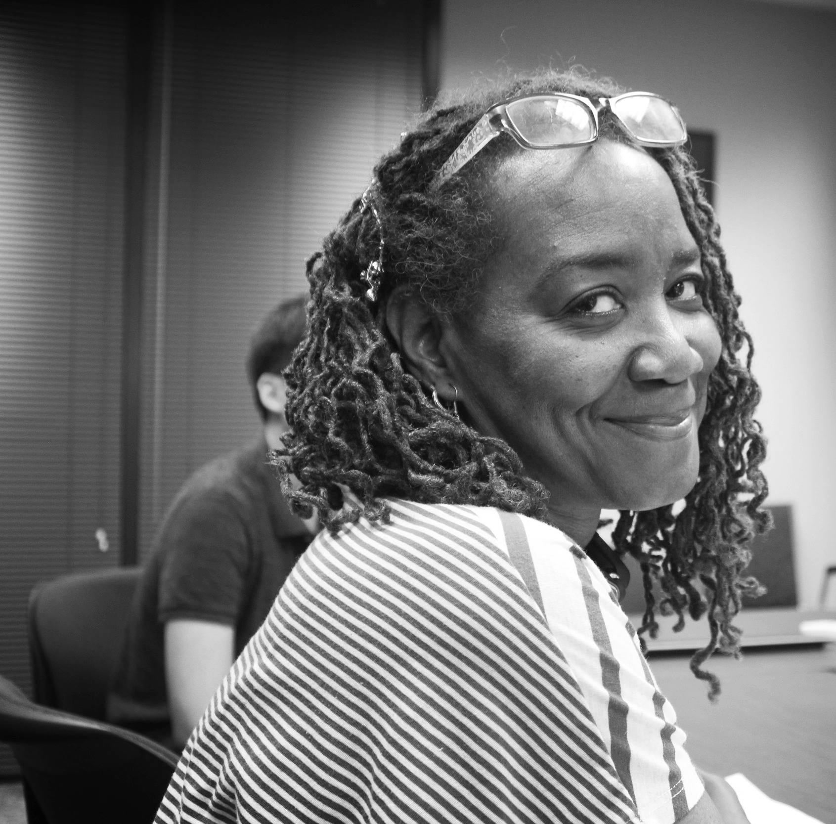 Tiki Armstrong, AmeriCorps VISTA Grant Writer