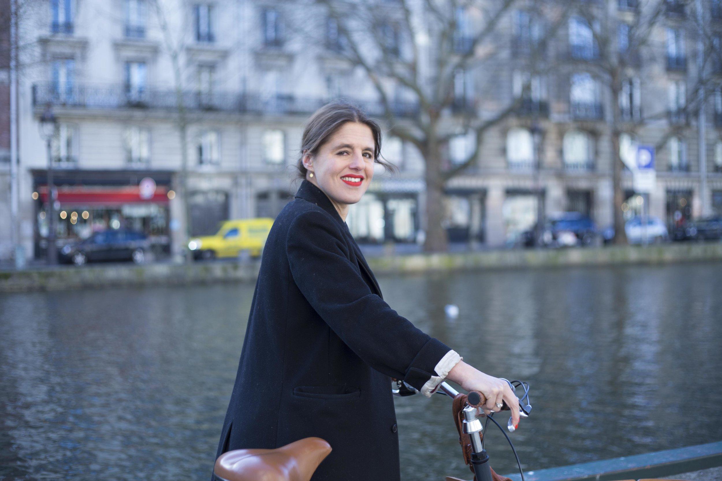 Amandine Dubessay, fondatrice de Rue Amandine