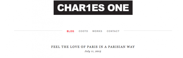 Char1es Lam Rue Amandine experience