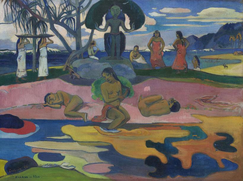 Gauguin at Grand Palais