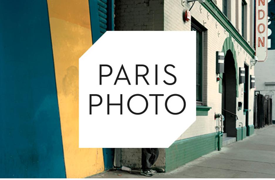 Paris Photo in Grand Palais