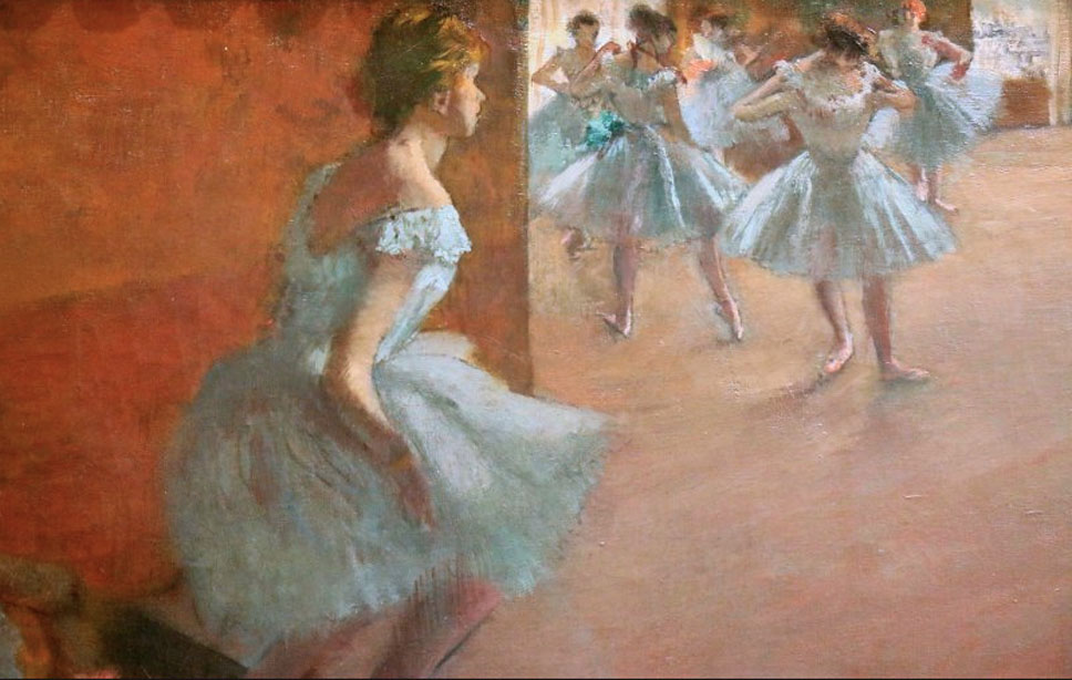 Degas at Musée d'Orsay