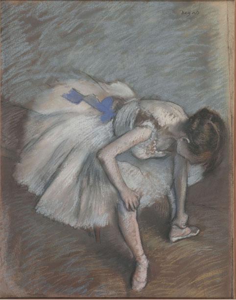 Degas in Musée d'Orsay