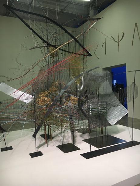 Camille Henrot at palais de Tokyo