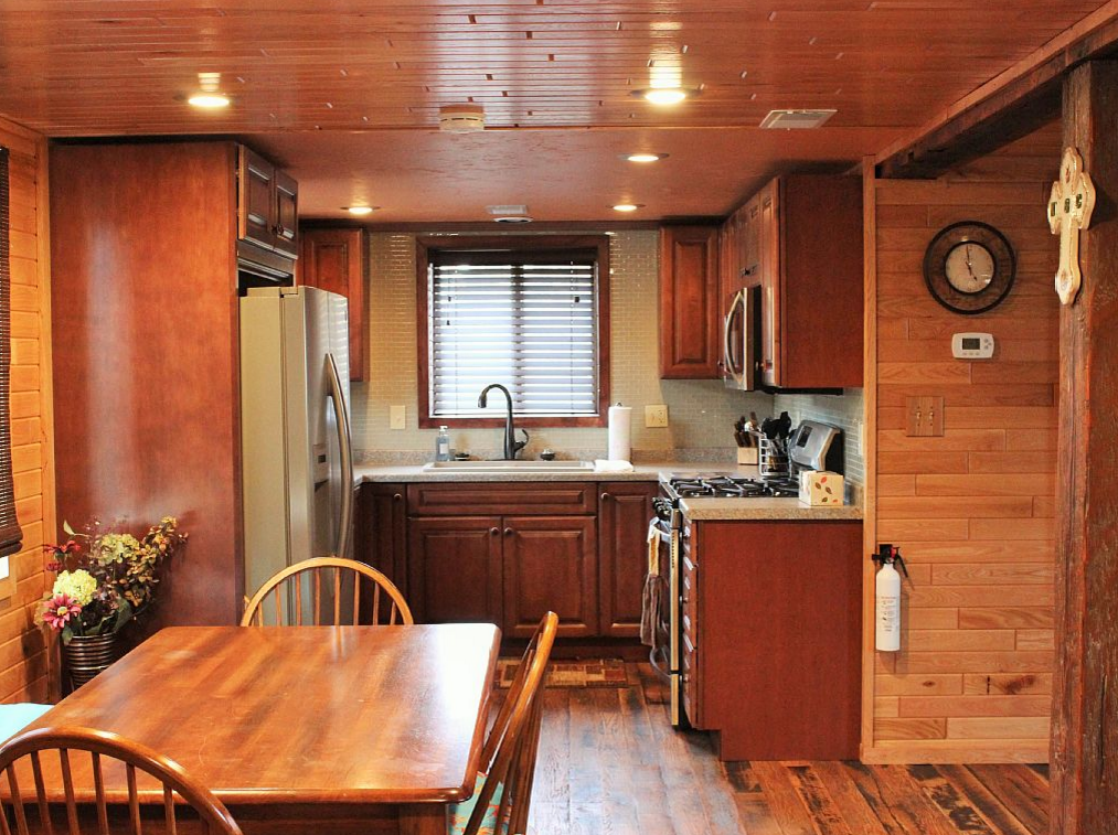 Book a Cottage - At Camp Luther or Keweenaw Base Camp