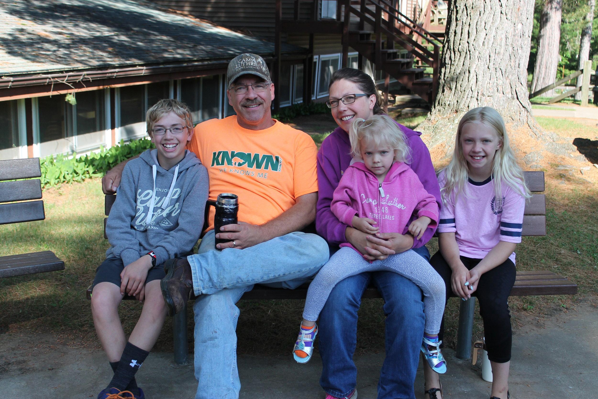 Family Retreats & Events -