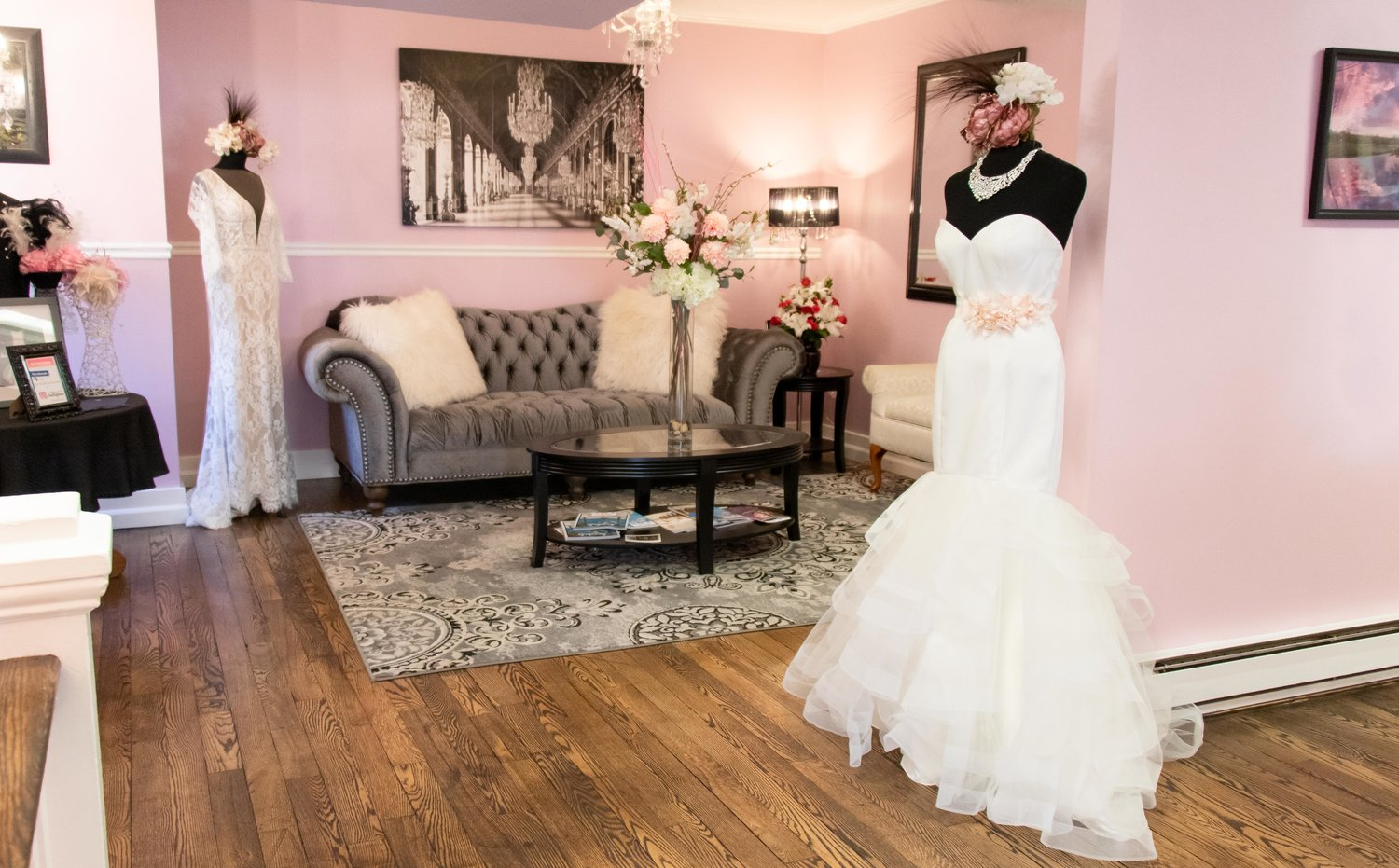 new images of order in stock TLC Bridal Boutique