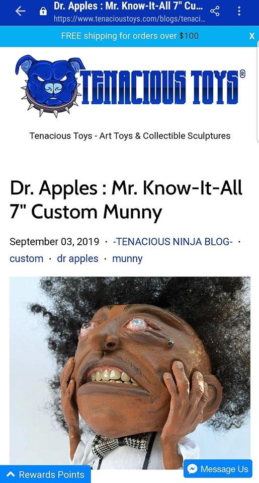 Tenacious Toys Blog