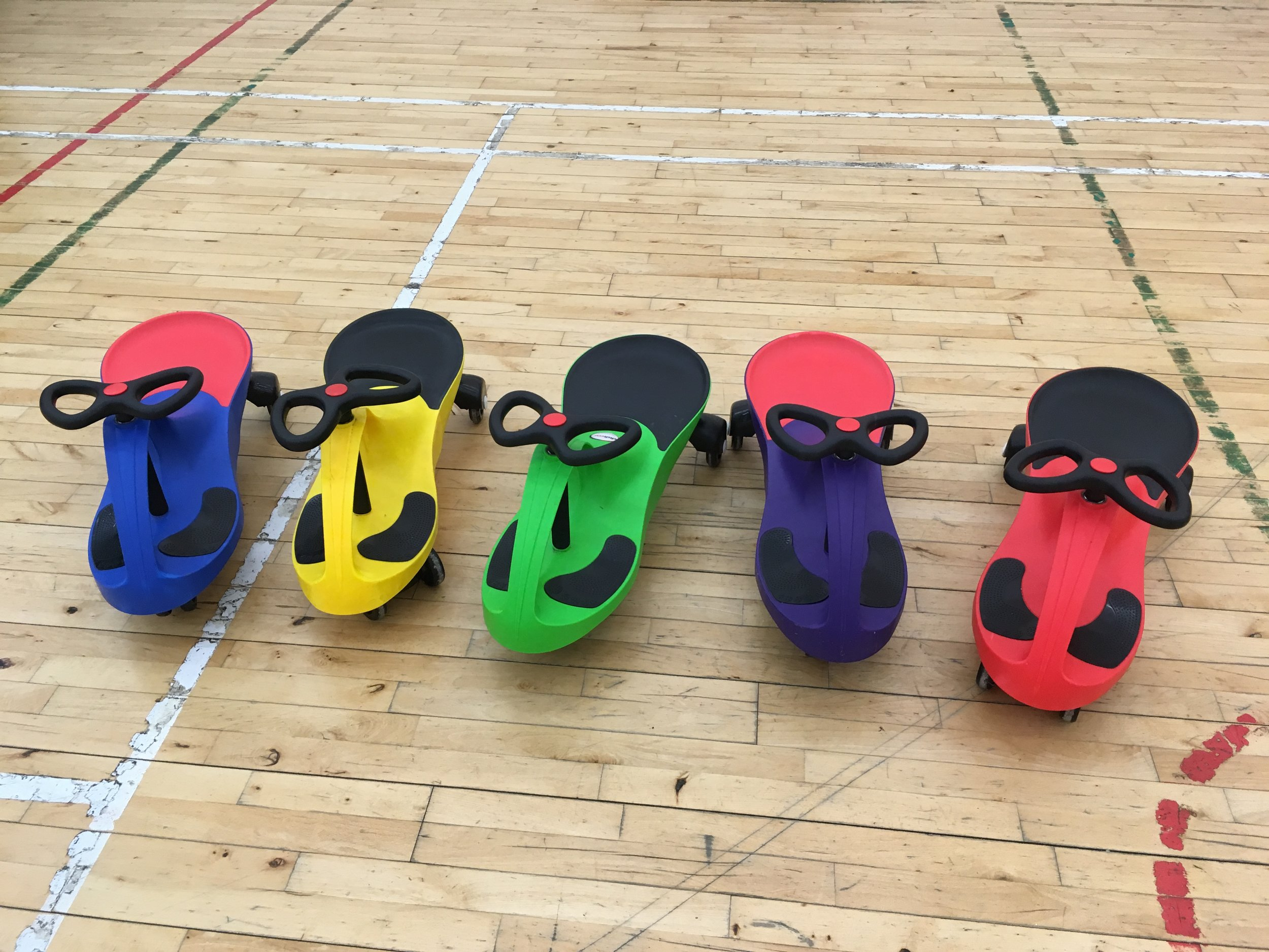 Didi Cars are included within our indoor party packages