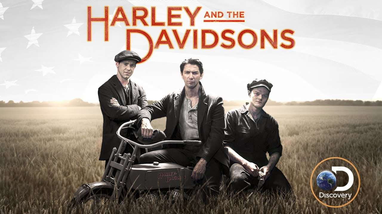 Harley and the Davidsons, release 2017, Discovery