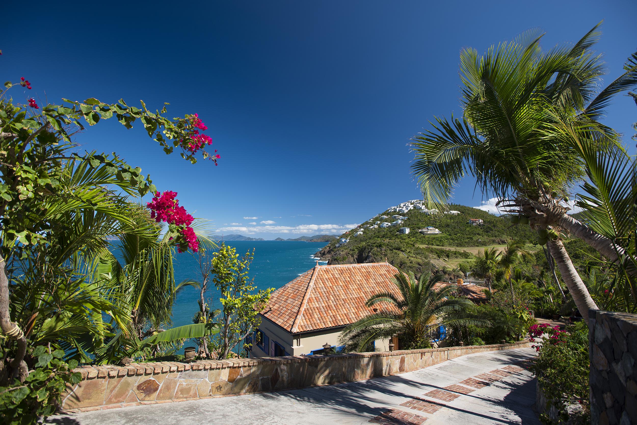 Villa Norbu -top wedding locations in the USVI