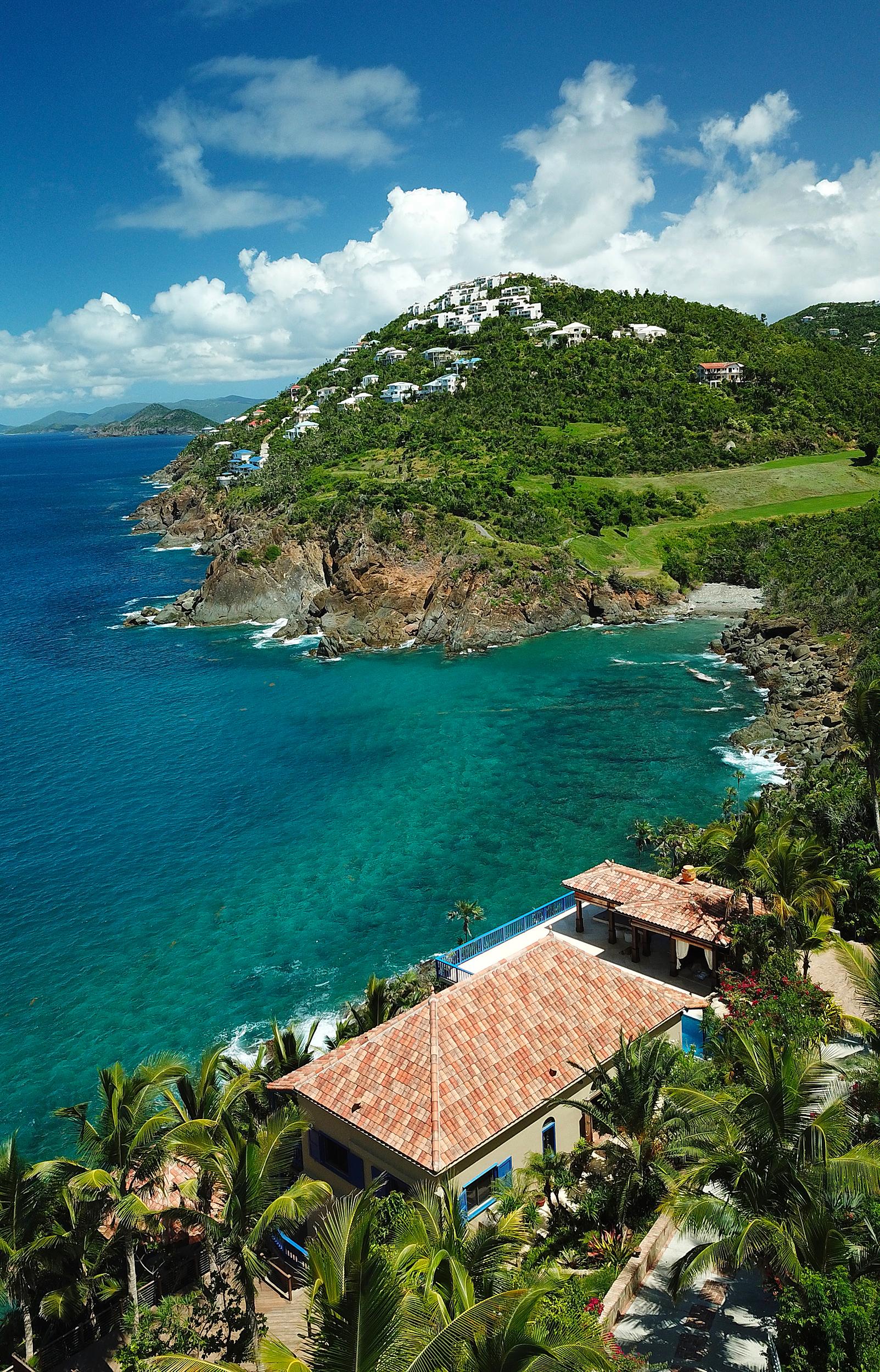 Best Wedding venues on St. Thomas - Villa Norbu