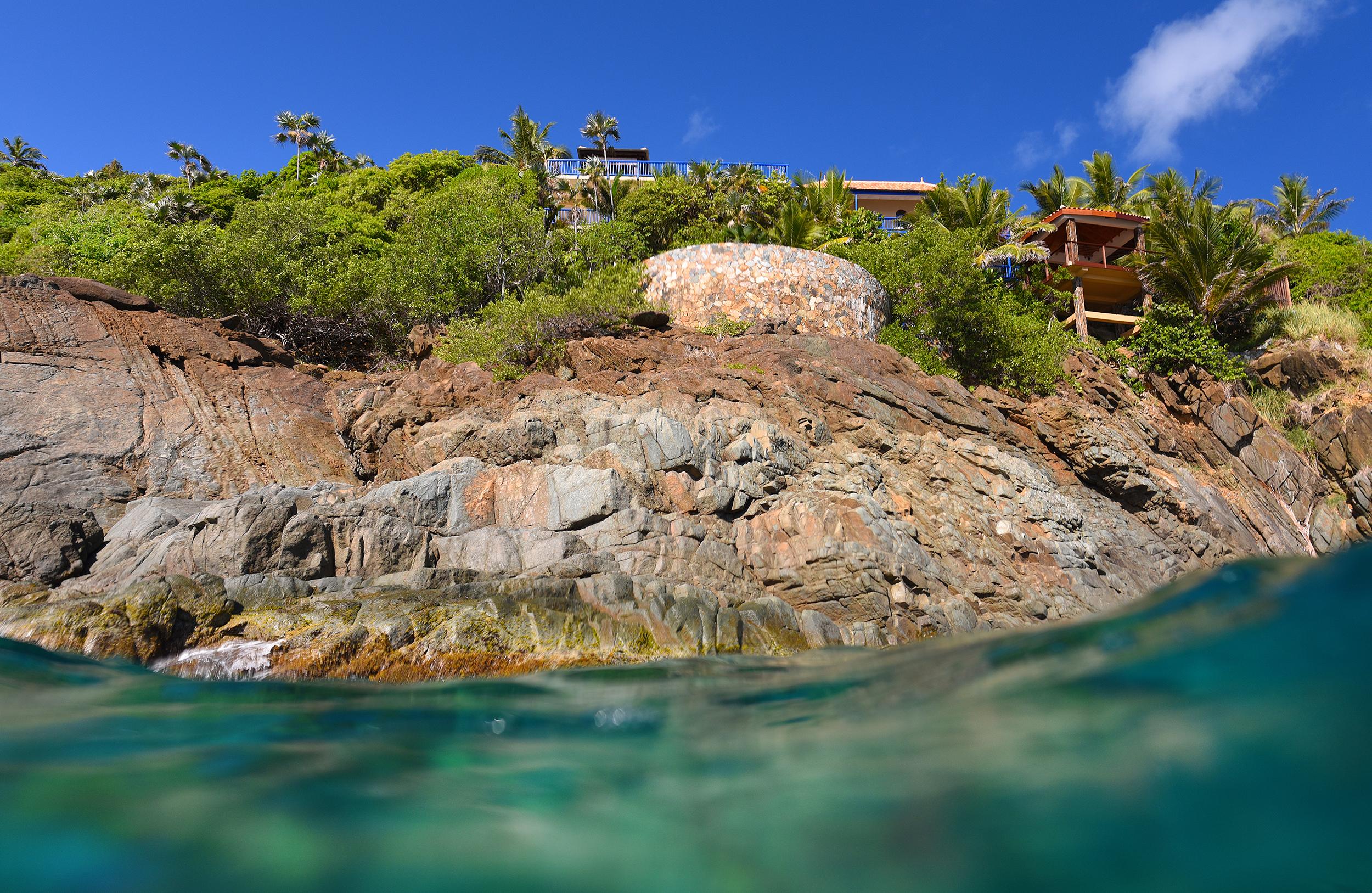 Villa Norbu Eden Rock - Best wedding planners in the Virgin islands - USVI Villa Weddings