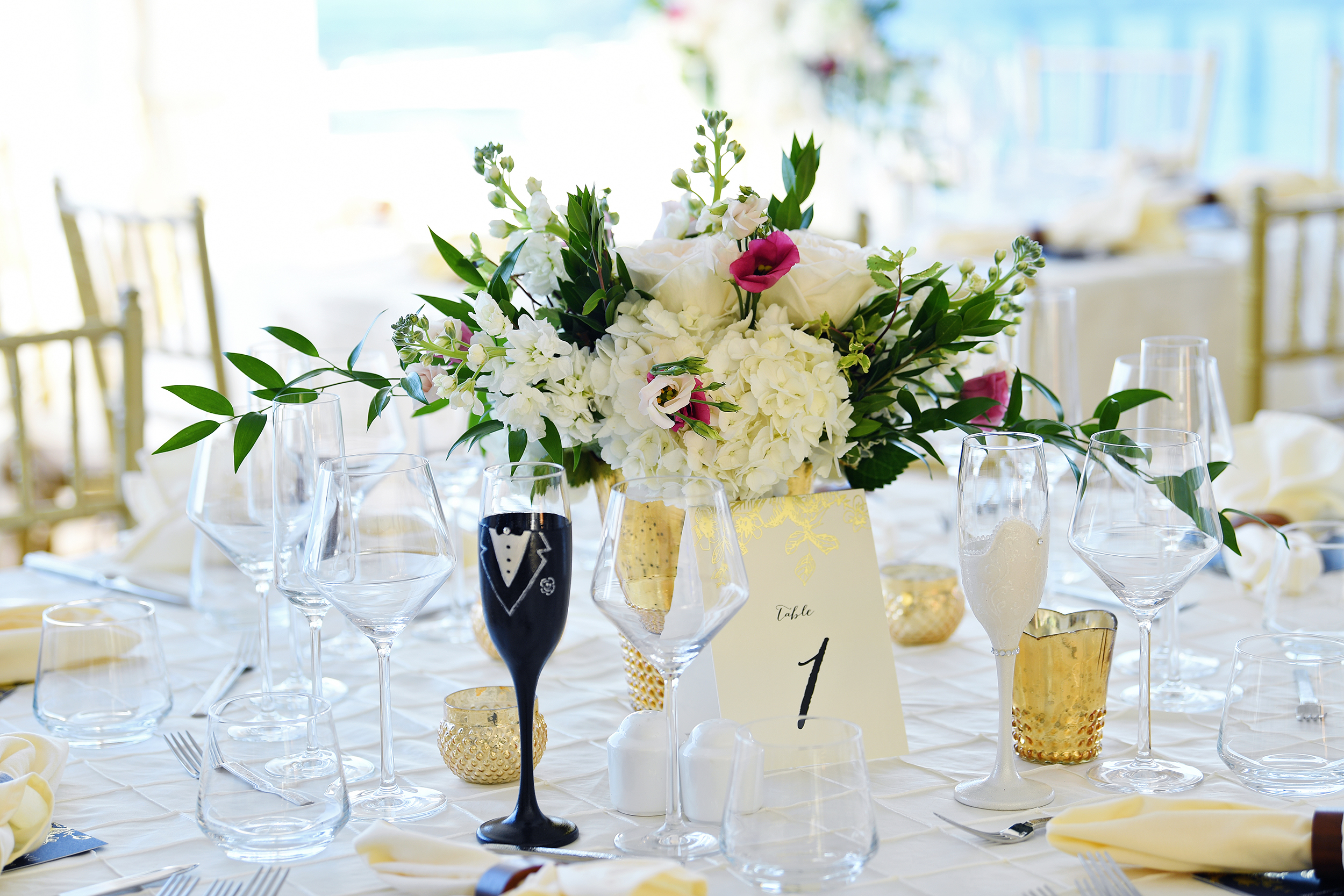 Villa Norbu Weddings - places to have a wedding on St. Thomas