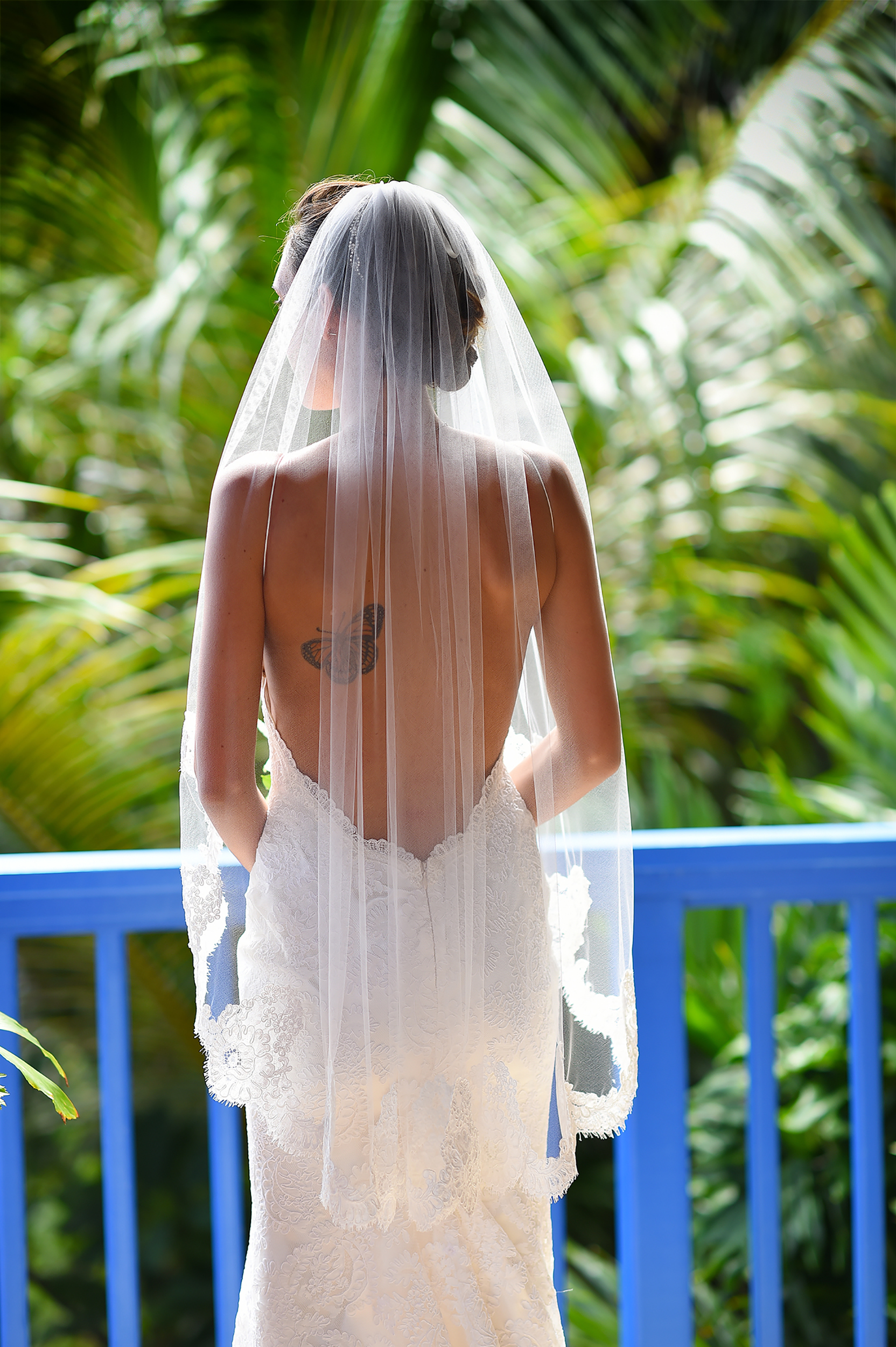 St Thomas all inclusive wedding packages - Villa Norbu Weddings - Blue Glass Photography
