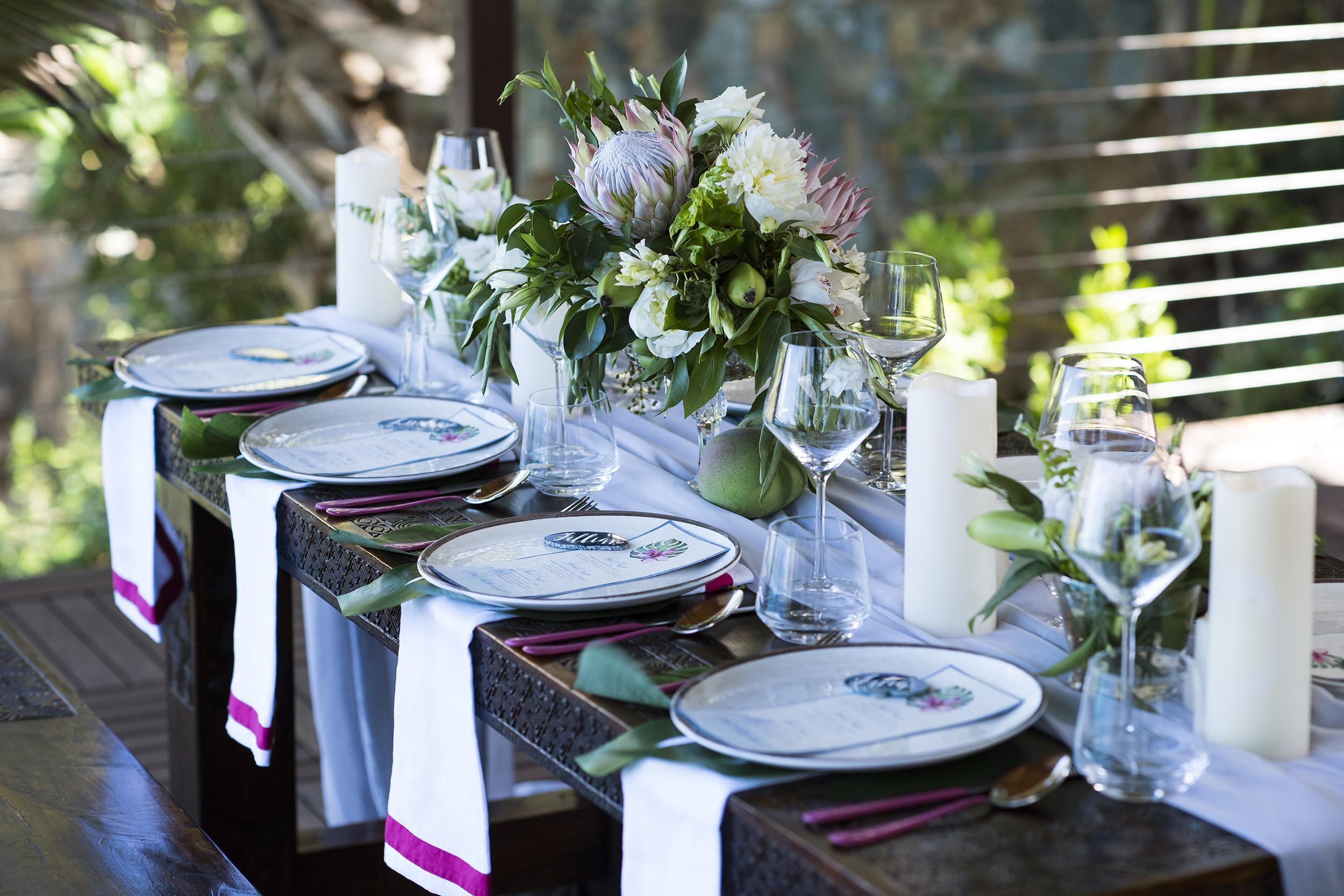 Villa Norbu Wedding Vendors - Place to hold a wedding on St. Thomas