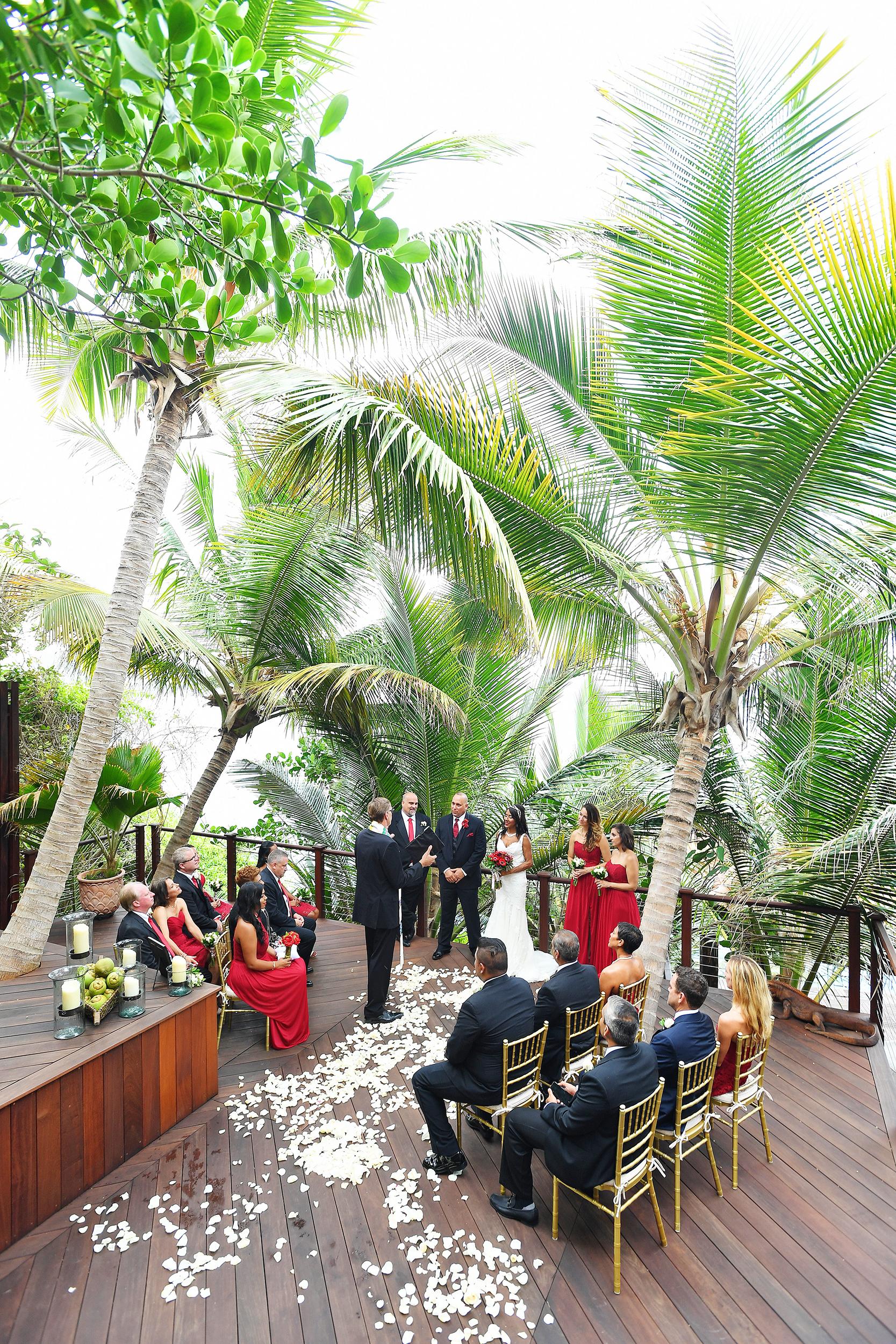Villa Norbu Wedding - Best Villa Weddings on St. Thomas