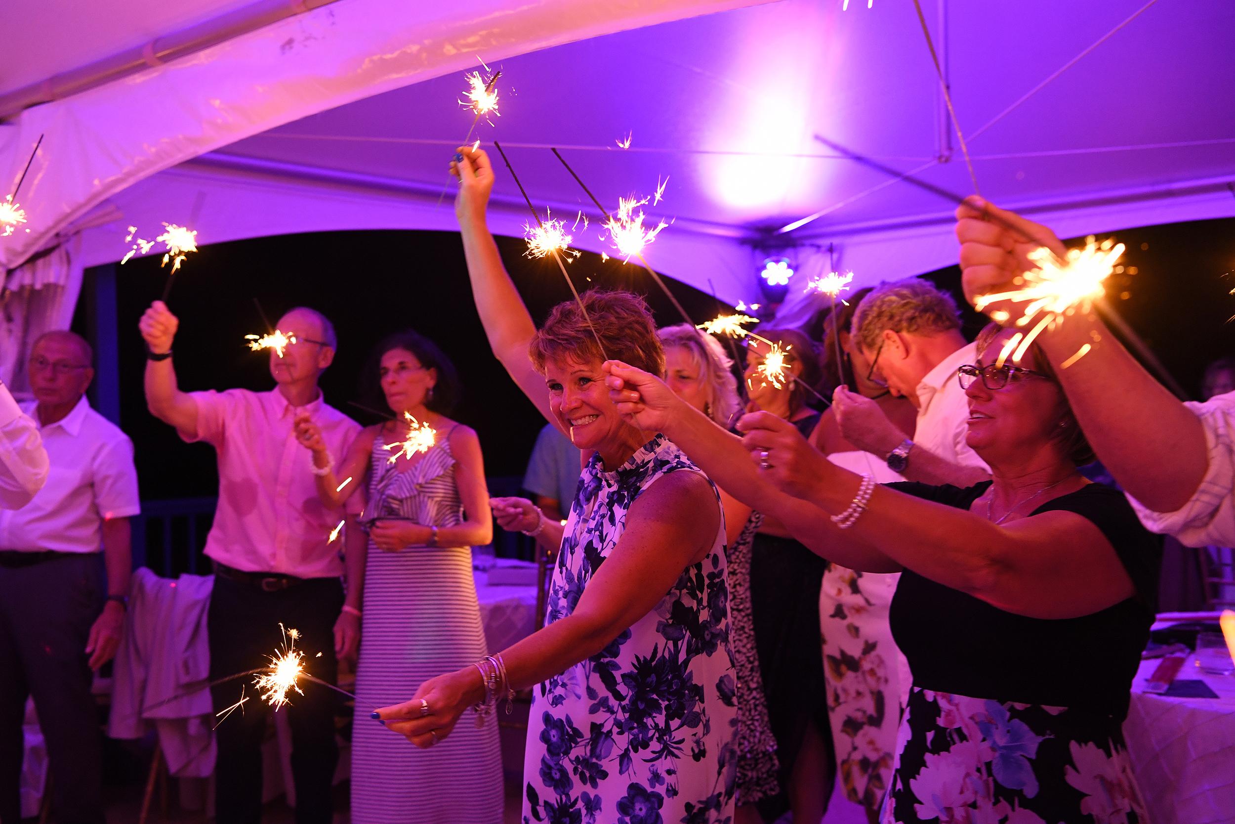 Villa Wedding in St. Thomas - Destination Wedding in the USVI