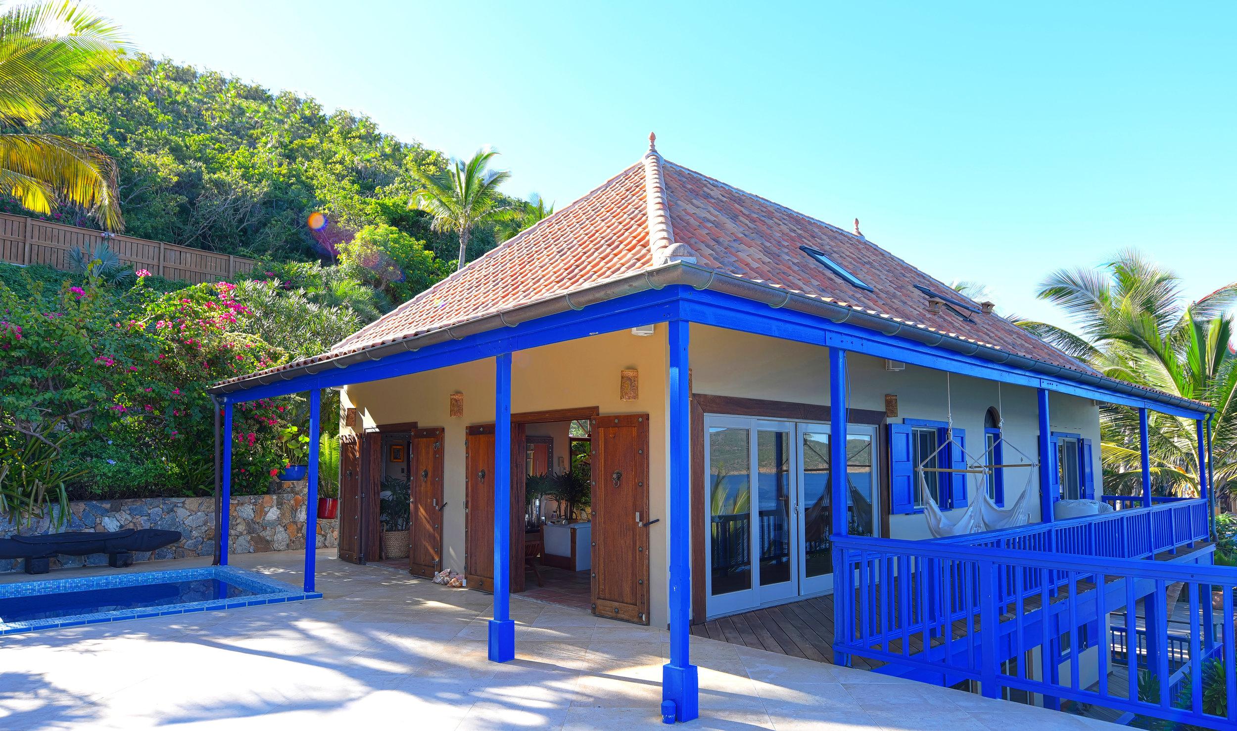 Boutique Villas - Best Villas in the USVI - Blue Glass Photography