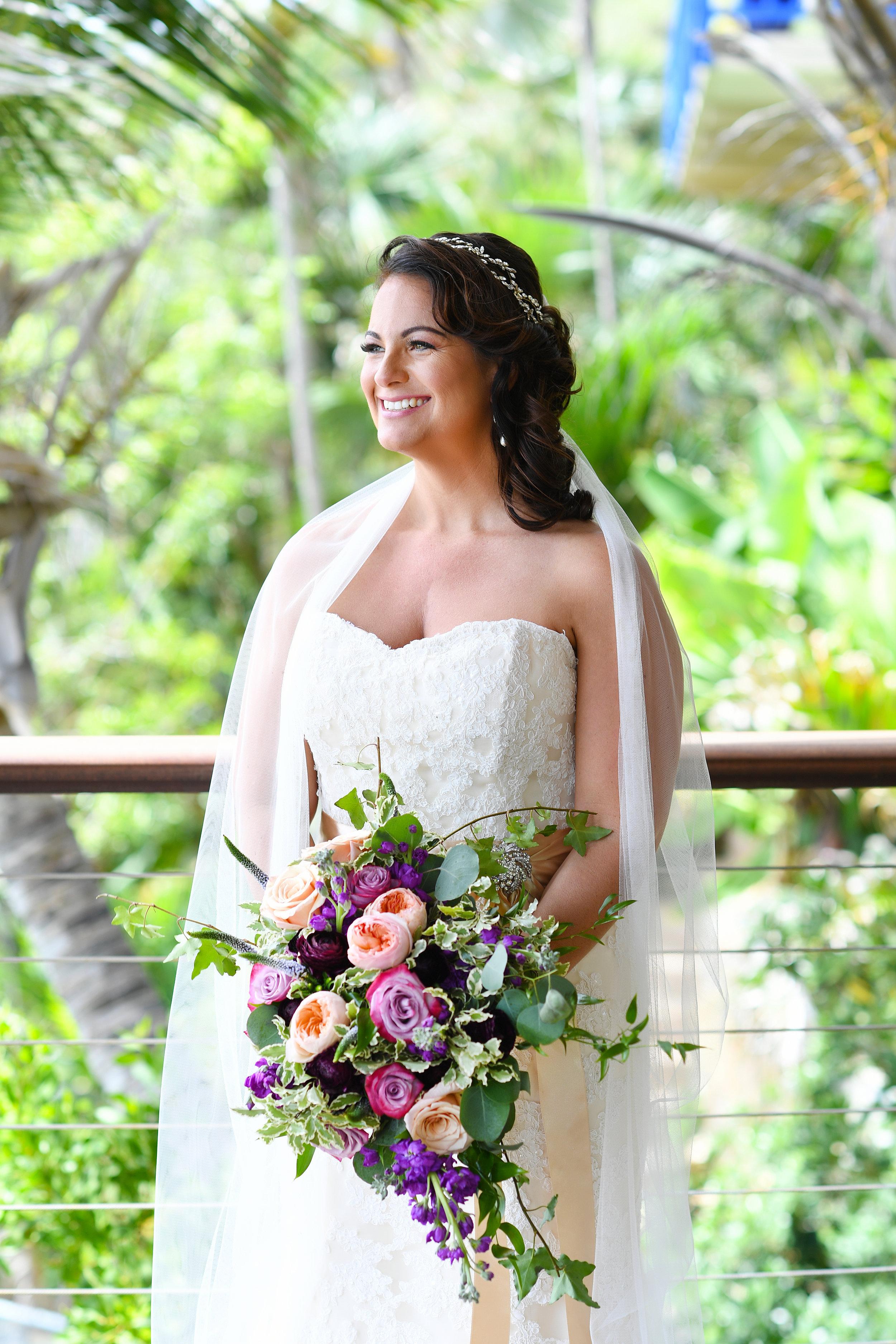 Villa Weddings  in St. Thomas - Villa Norbu Weddings - USVI Weddings