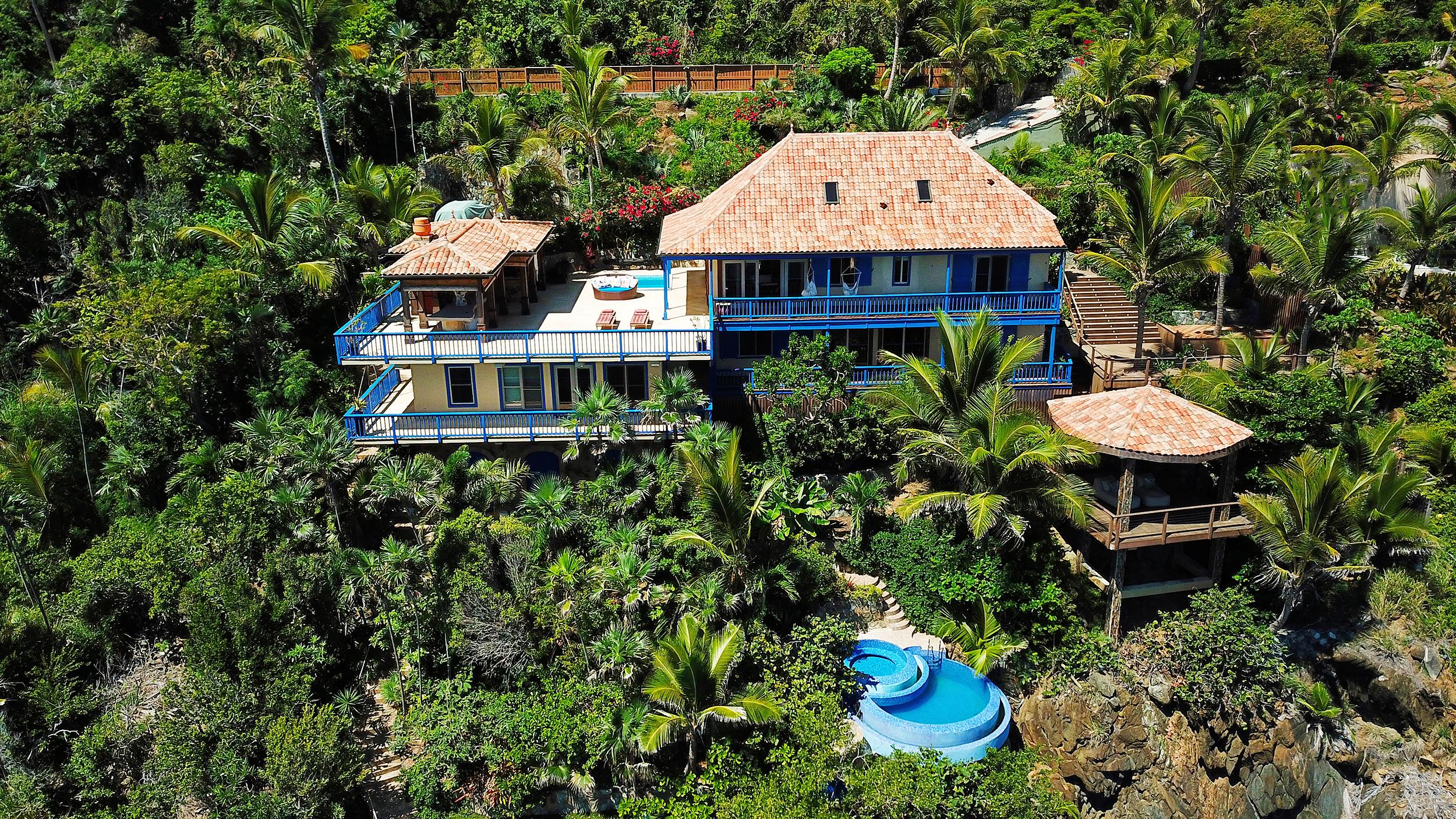 Best Wedding Venues on St. Thomas - US Virgin Islands Weddings - Blue Glass Photography