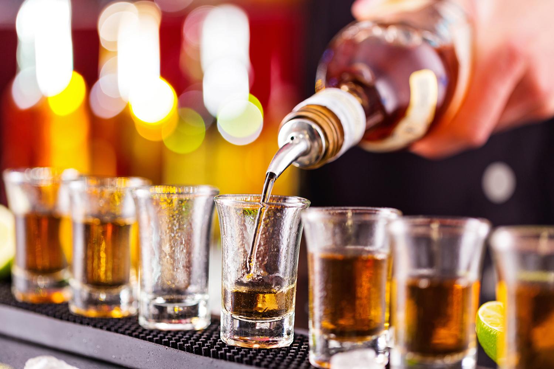 Rum Tasting Bar
