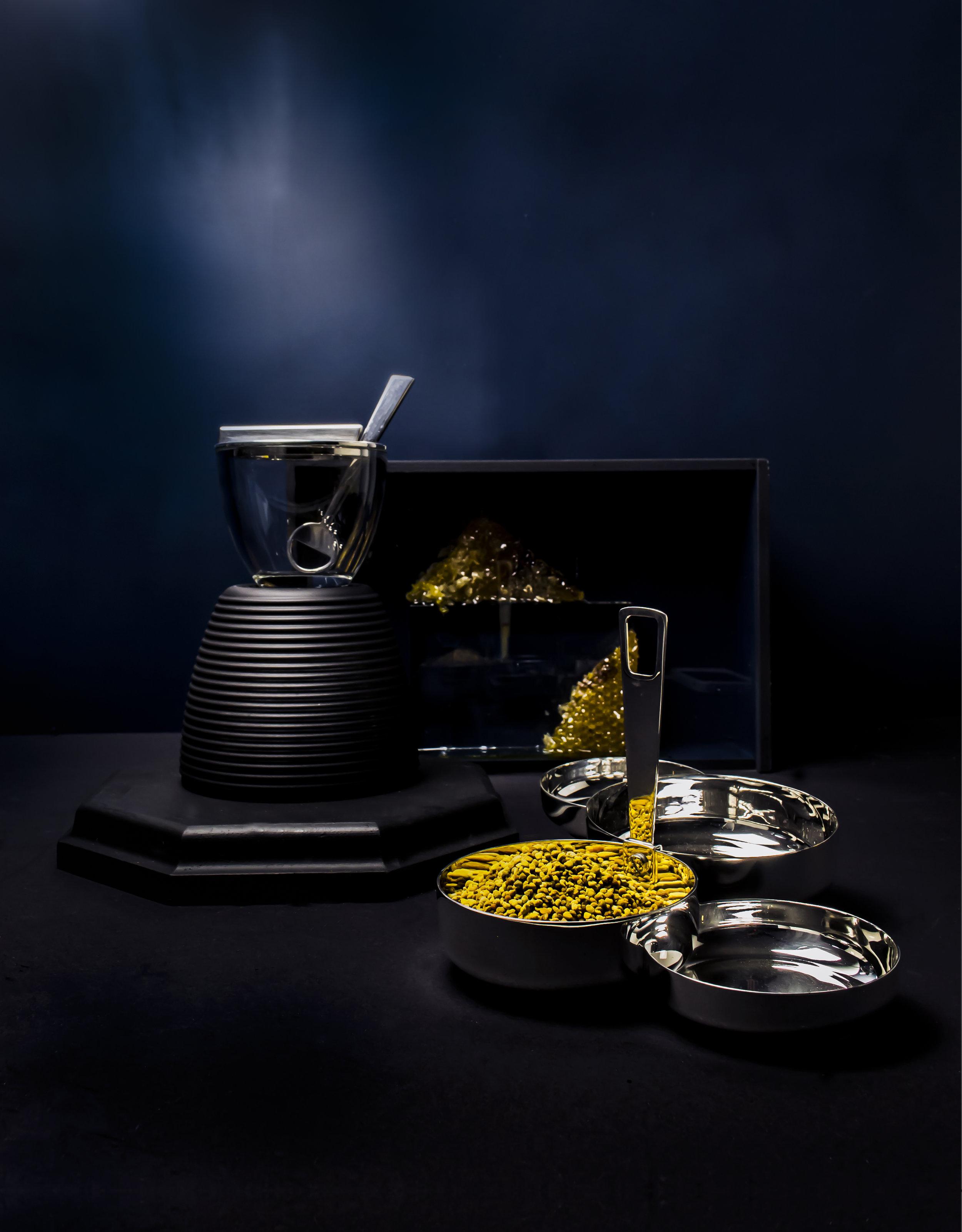 E&Co - Honey Pot, Snack Array © Studio Appétit