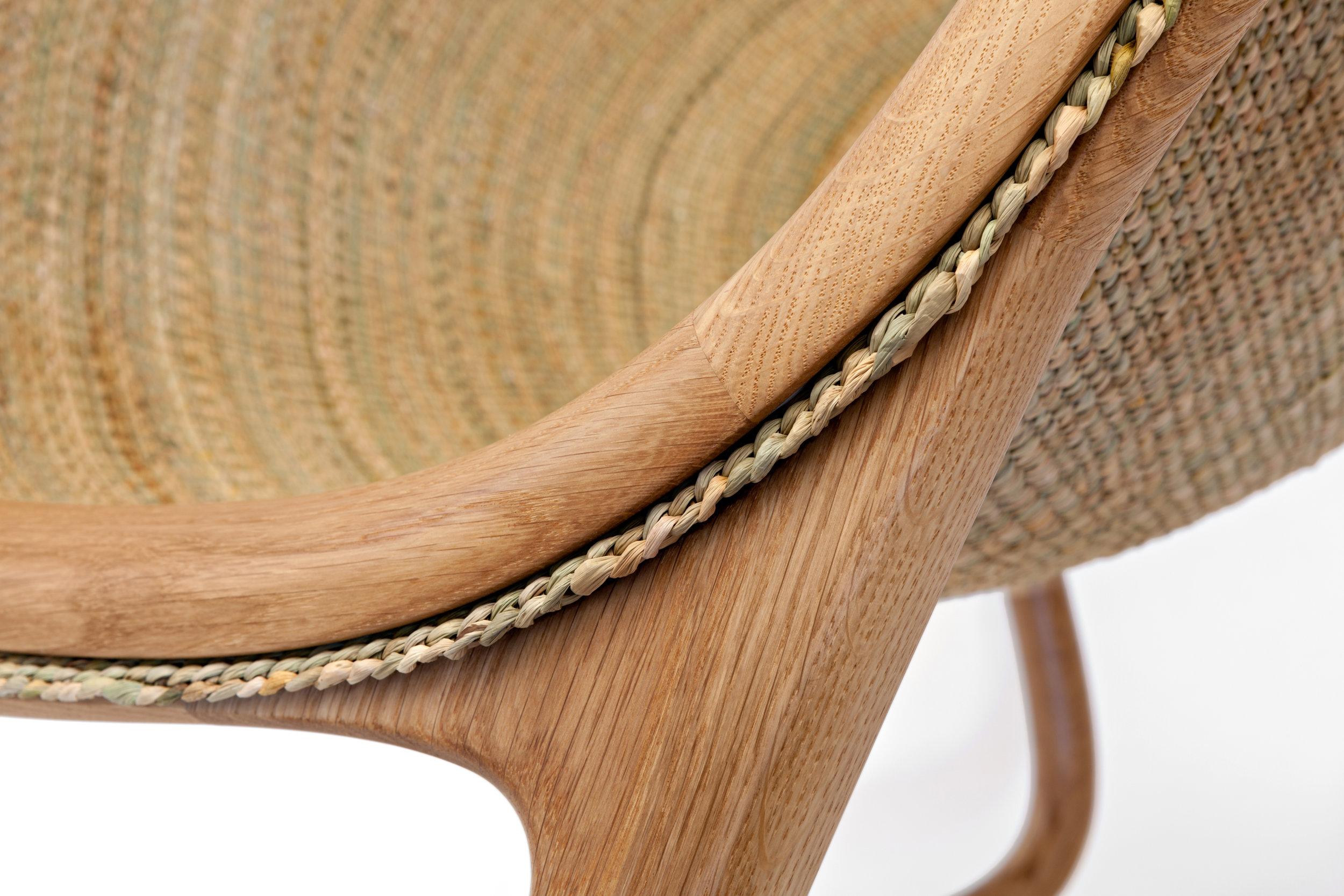 Rush Chair - Detail © Michael Franke