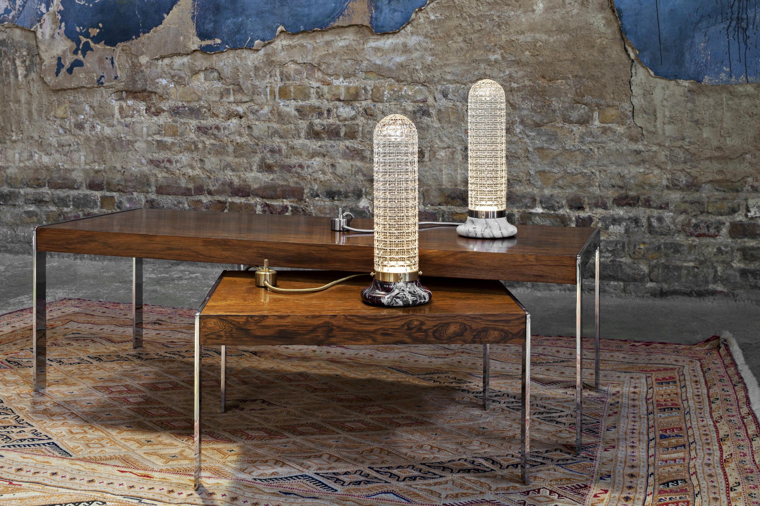 Lighthouse - Table Lamp © Michael Franke