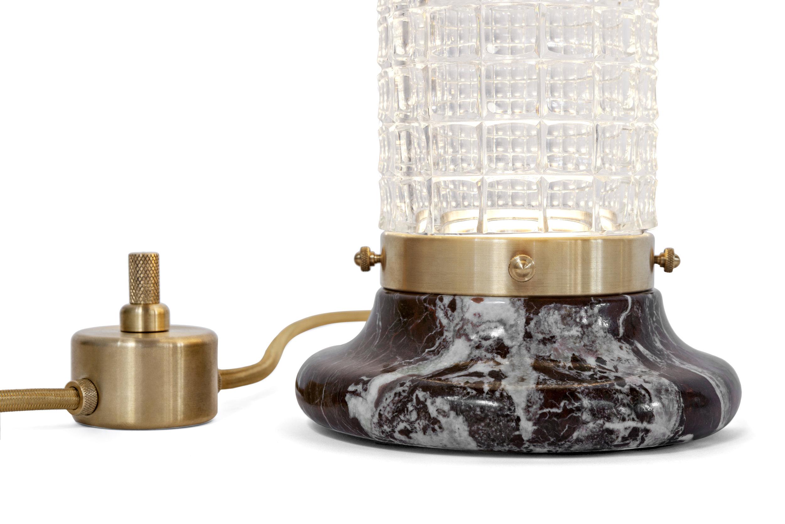 Lighthouse - Table Lamp Base © Michael Franke