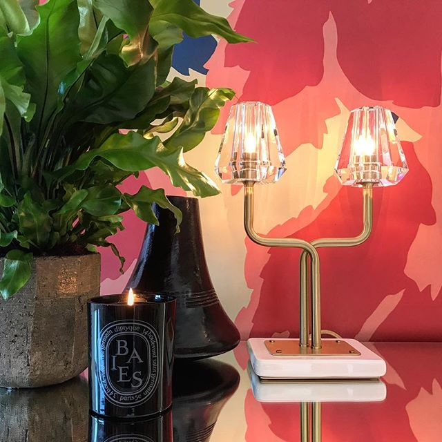 Big thanks to @diptyque for the sensational candles they kindly gifted for the launch of our new collection of lighting with @gestalt_lighting.