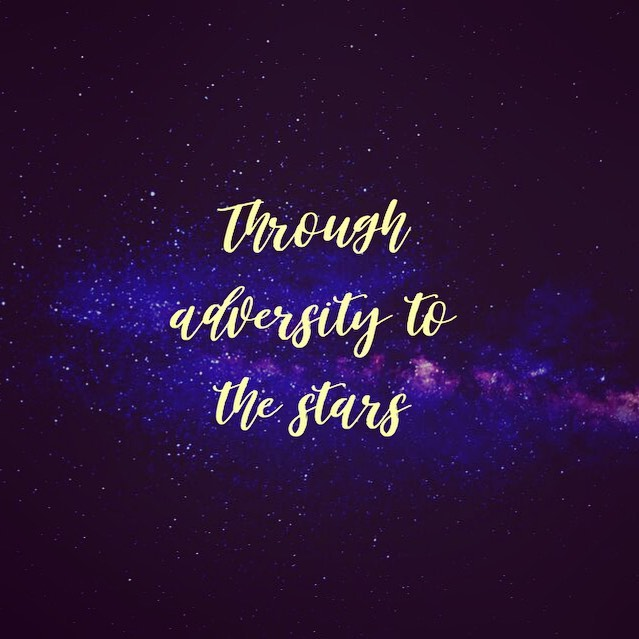 ✨Through adversity to the stars ✨  #marriageandfamilytherapy #psychotherapy #hermosabeach