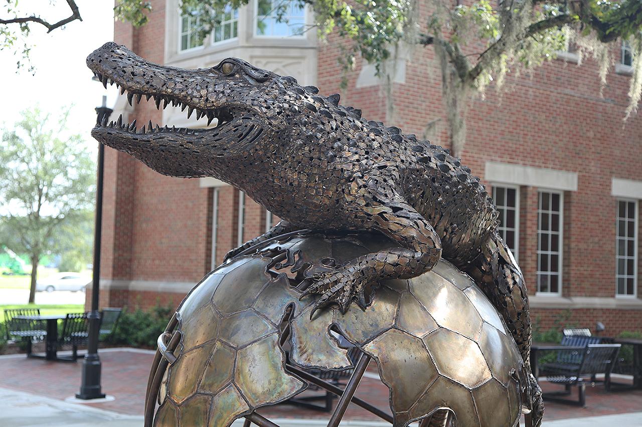 Gator Globe for UF