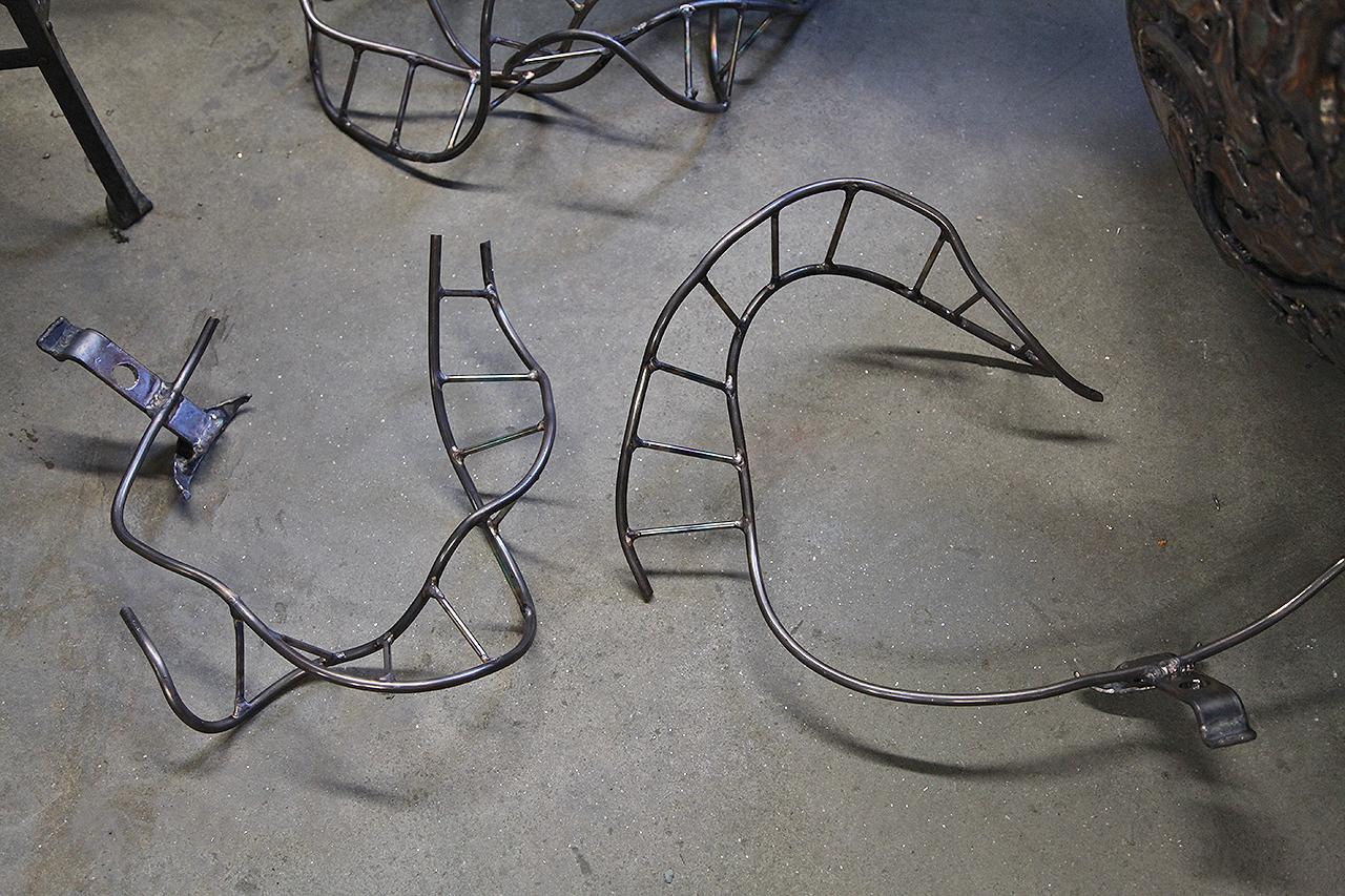Neuron Sculpture Cambridge Ma
