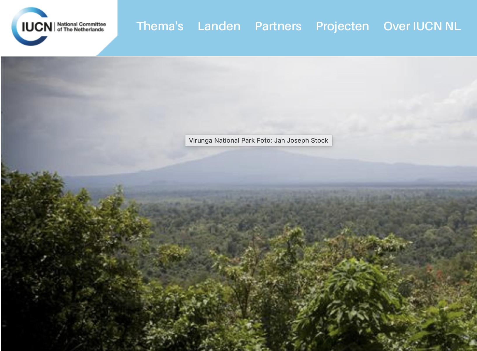 IUCN - Directeur/bestuurder a.i.