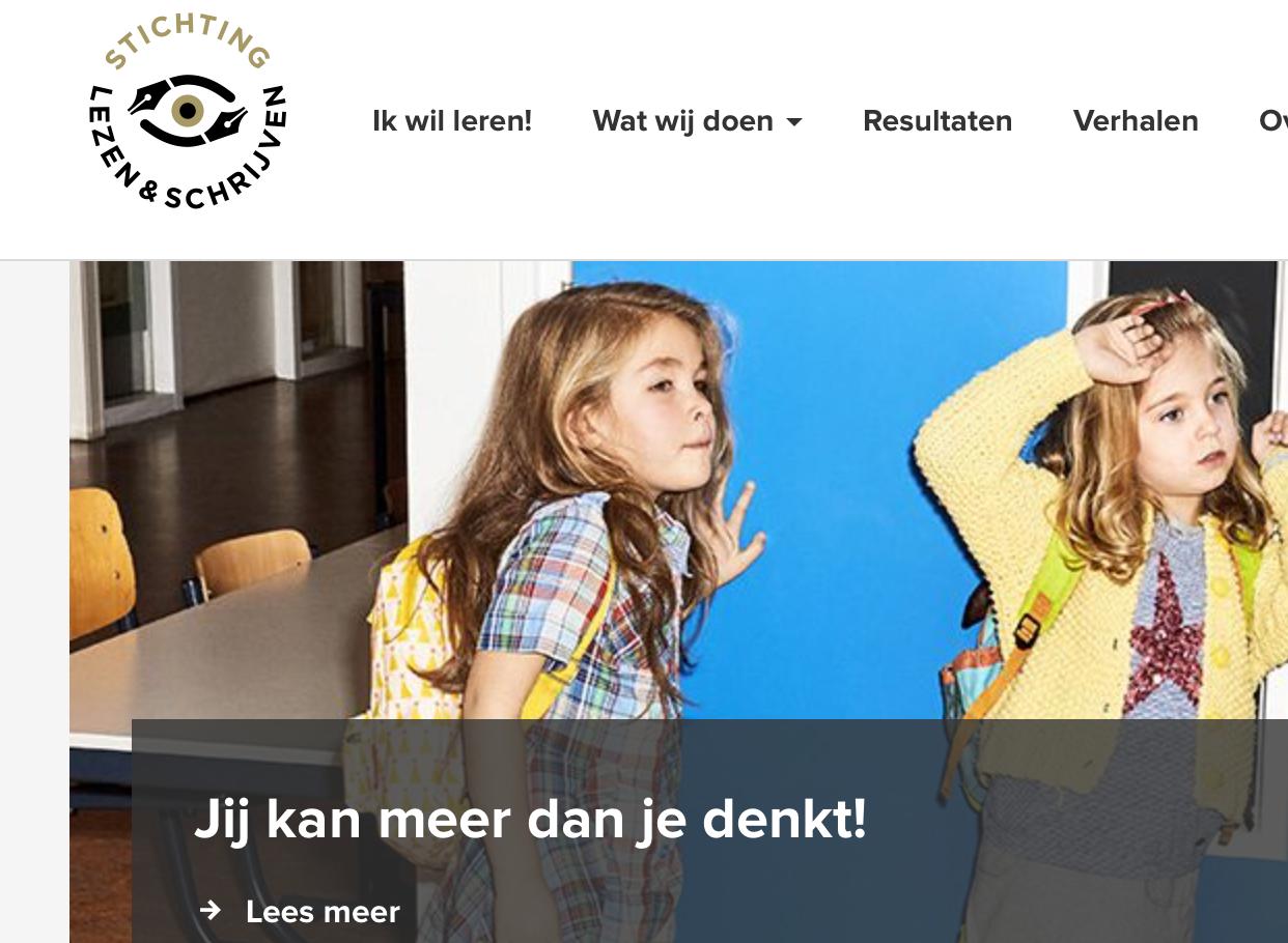 Stichting Lezen Schrijven - Directeur/bestuurder a.i.