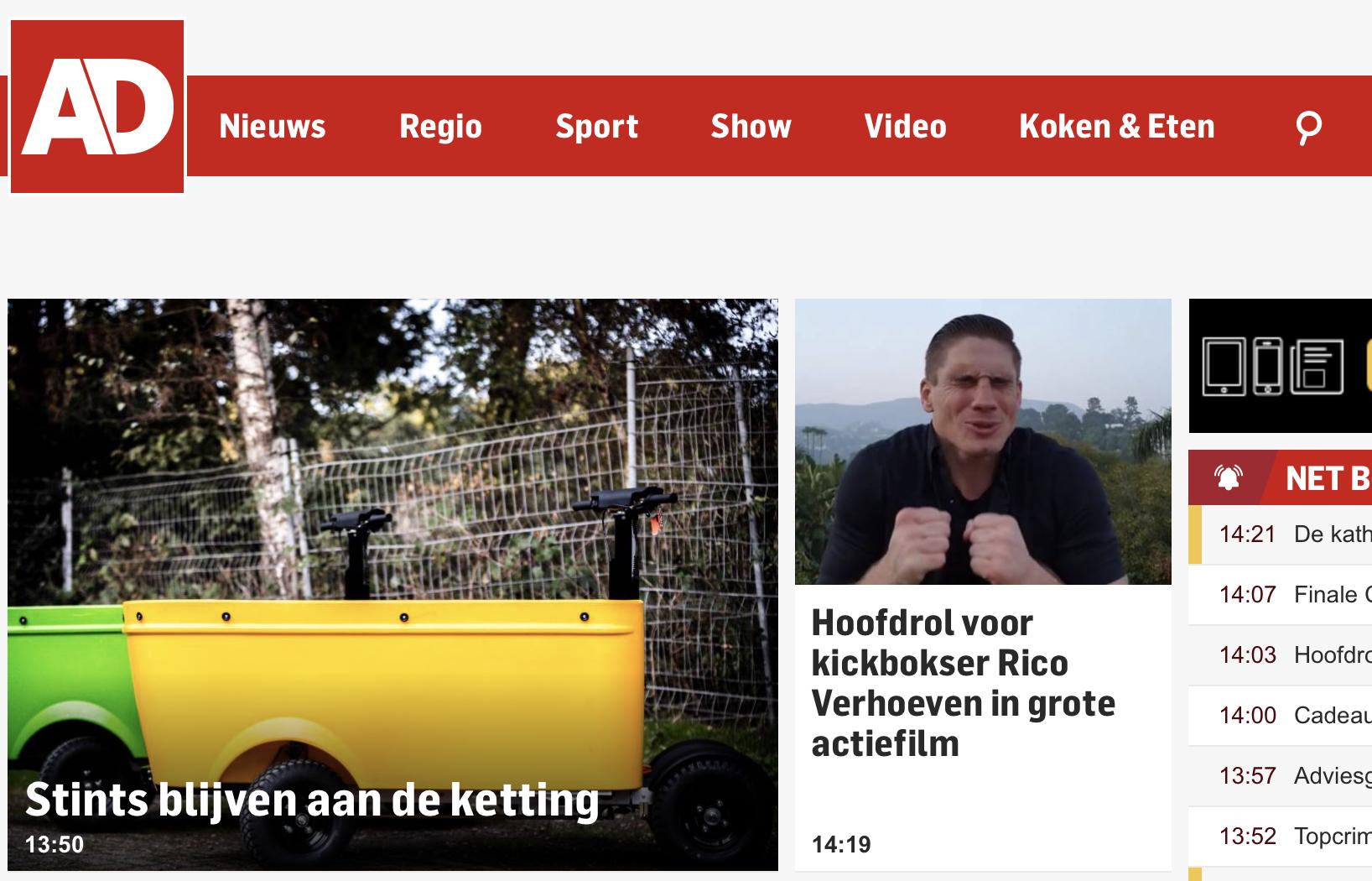 AD NieuwsMedia - directeur Lezersmarkt a.i.