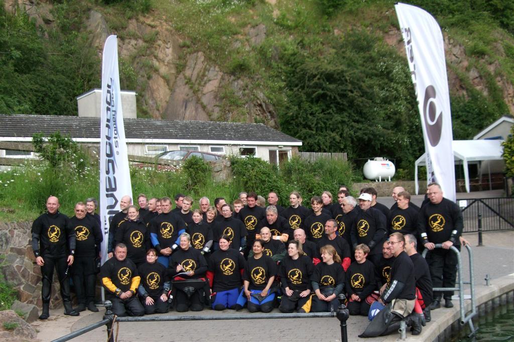LUEC's 50th Anniversary at Stoney Cove (2008)