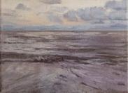 North Sea study 9  18 x 12cm  Private Collection