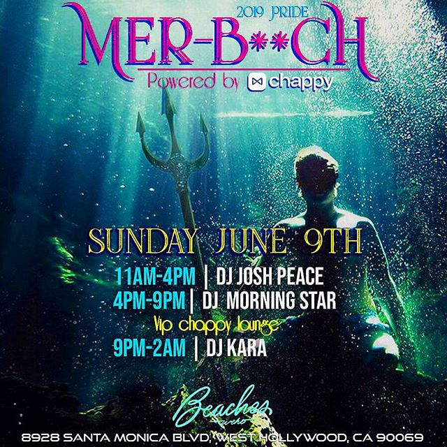 Happy Pride all you SEXY BEACHES, see you here with the Mer-Baes for MER-B**CH PRIDE EDITION! 🌈🧜‍♂️🏳️‍🌈
