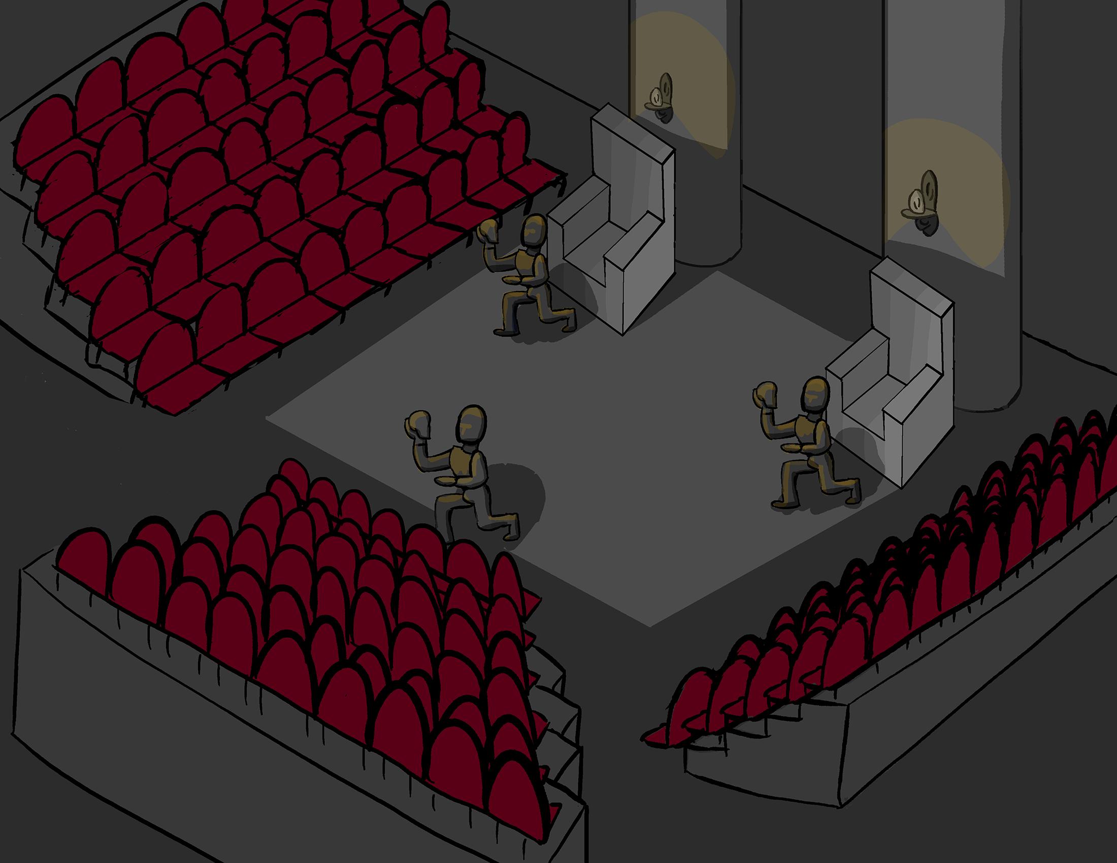 Storyboard - Throne Room