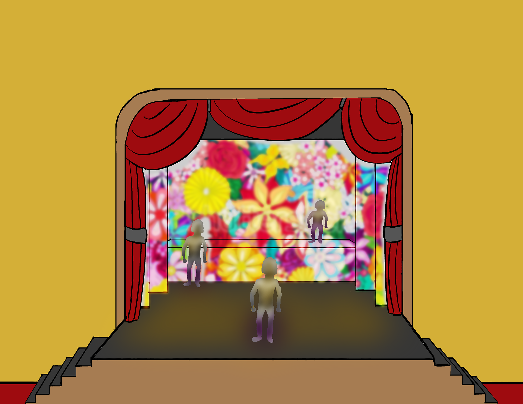 Storyboard - Psychelic Projections