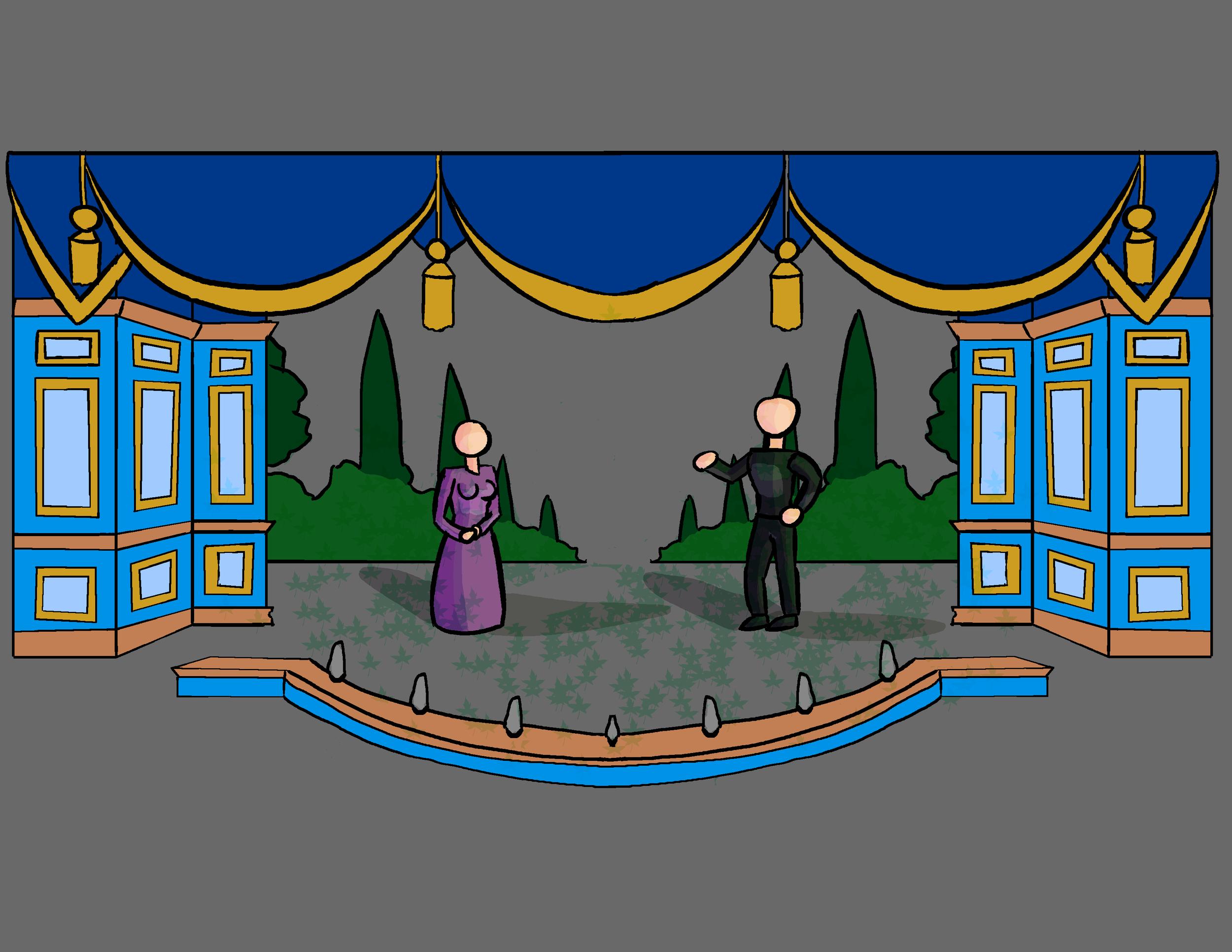 Act II Storyboard