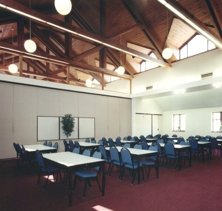 TRINITY EPISCOPAL SCHOOL FOR MINISTRY COMMONS