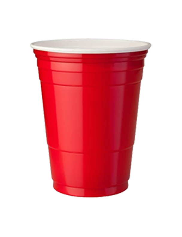Uncle's Critique - 1 out of 5 party cups