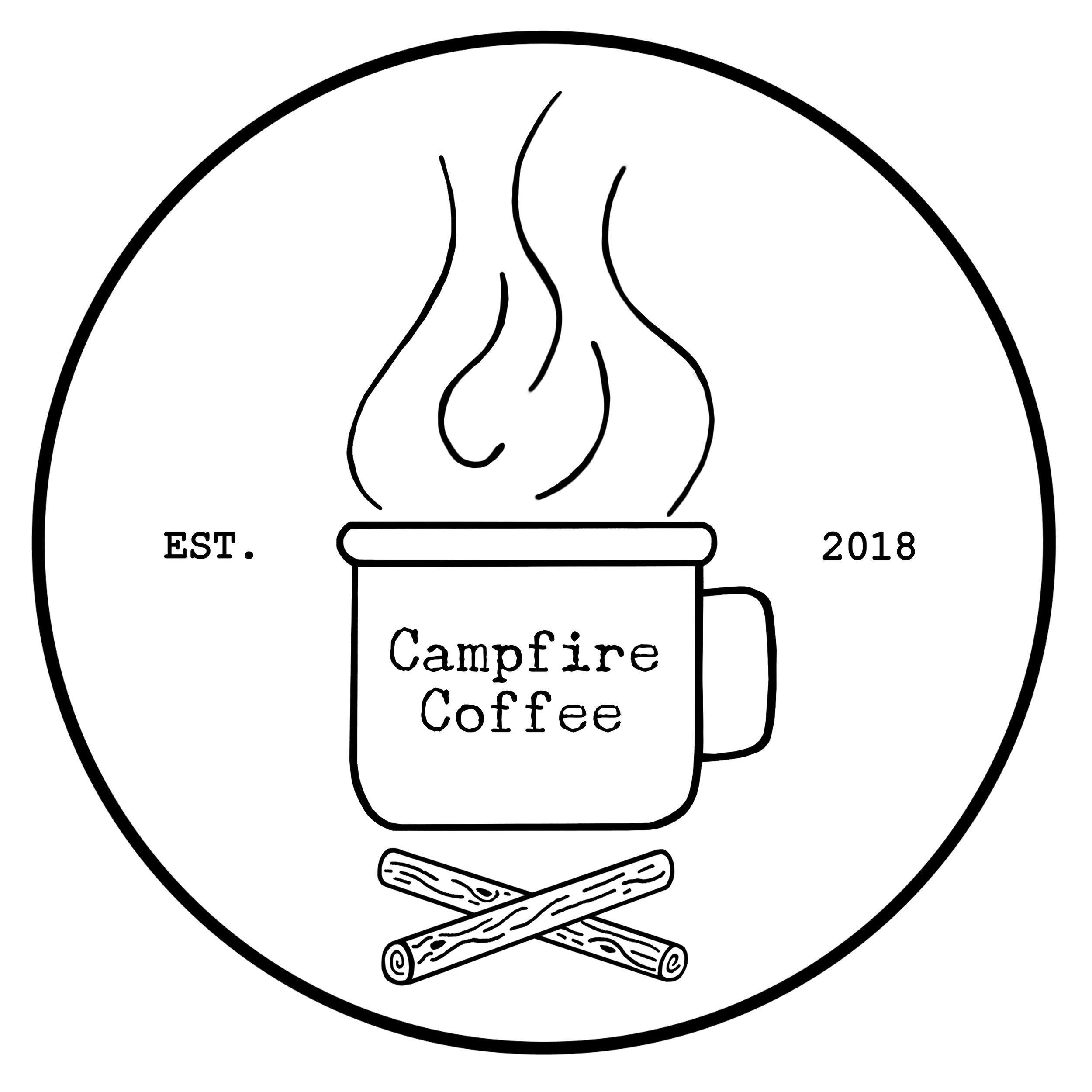 """Where dreams & passion collide - This has been a brain child of ours for the past three years. We prayed that someone would open a coffee shop in our town. We would drive an hour away just to get fresh beans and enjoy the coffee shop atmosphere . Opportunity came knocking and we decided to say """"YES!"""" . It is our hope that Campfire Coffee provides a place to connect and have meaningful conversations like you would gathered around a campfire with friends. ~Chris and Jessica Riley"""