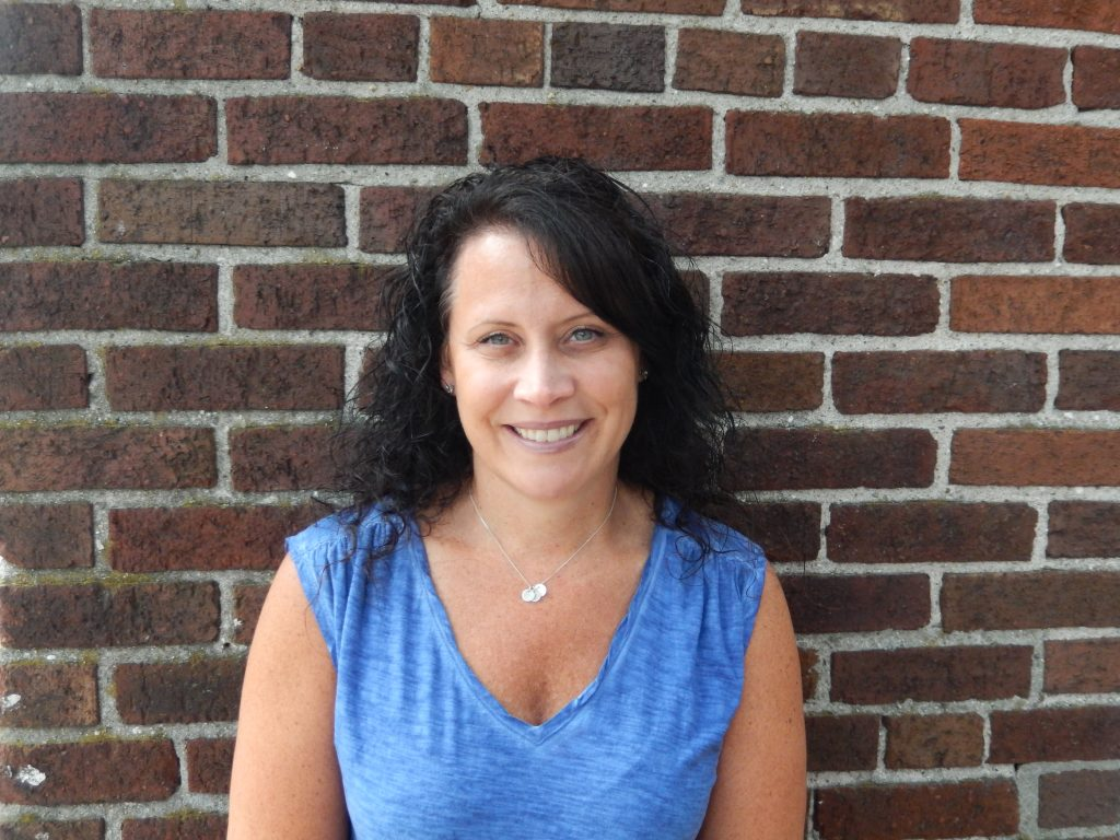 Melissa Centracchio, Assistant Principal of Teaching and Learning Veterans Middle School Warwick