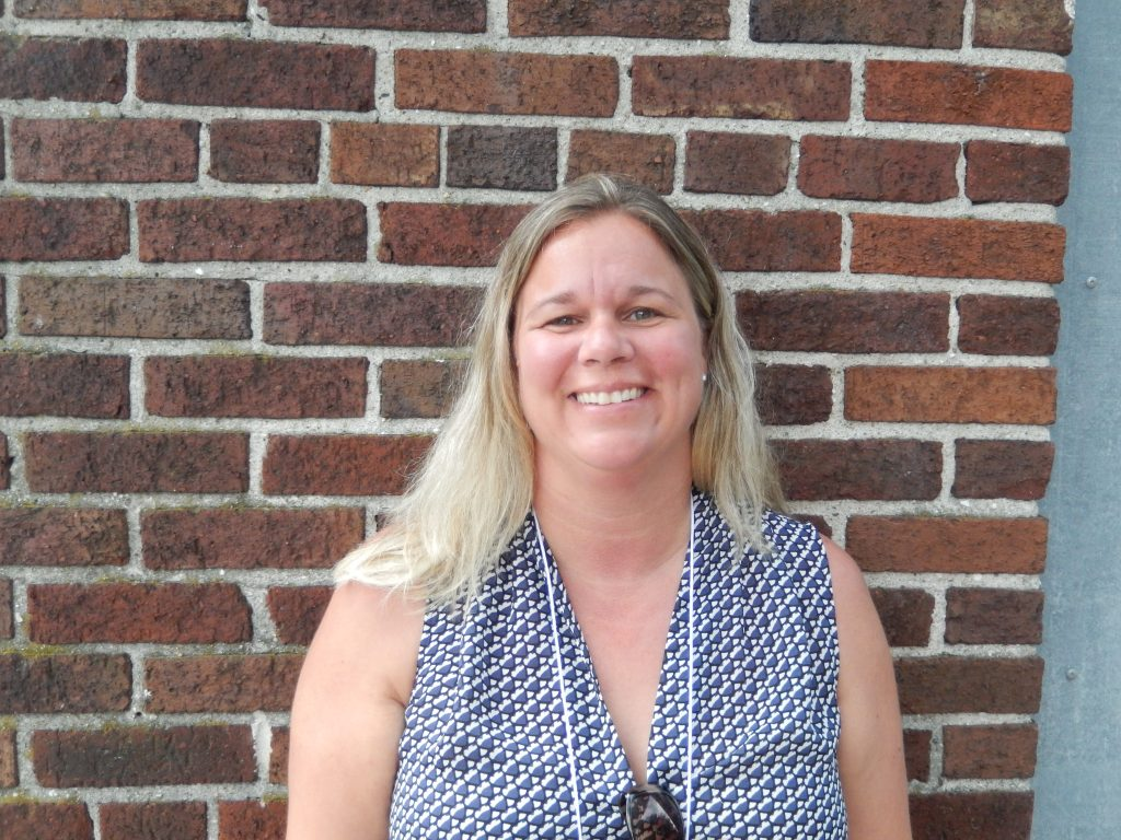 Kristen Hinson, Principal, Founders Middle School