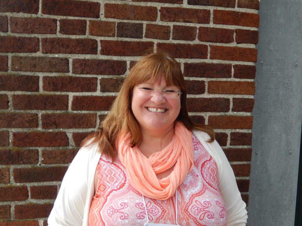 Fiona McIntosh, John F. Deering Middle School, West Warwick Public Schools